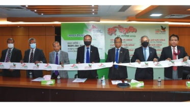 SIBL launches 8 agent banking outlets across the country