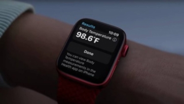 Apple watch series 8 to include body temperature sensor