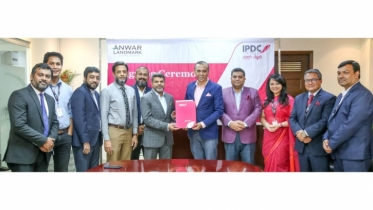 IPDC offers loans for buying apartments at Anwar Landmark projects