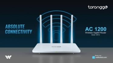 Walton brings 1200 Mbps dual-band Wi-Fi router