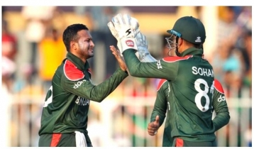 Shakib emerges as highest wicket-taker in T20 World Cup