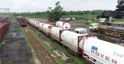Linde Bangladesh imports 200 tonnes of medical oxygen from India