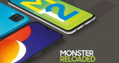 Samsung brings Galaxy M12 and M62