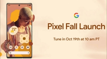 Google Pixel 6 series to launch today