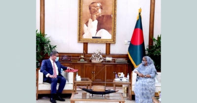 Dhaka hopes London to promote interest of climate vulnerable countries