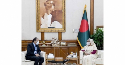 South Asian nations should work to alleviate poverty: PM Hasina