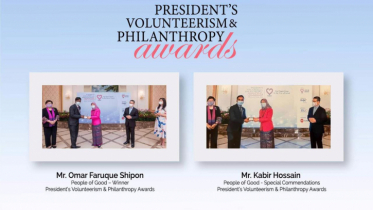 Singapore confers presidential awards to 2 Prime Exchange clients