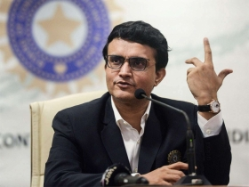 Ganguly hails raise in domestic players' match fees