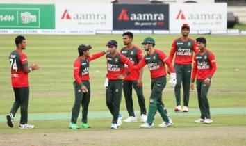 BCB announces squad for T20 WC