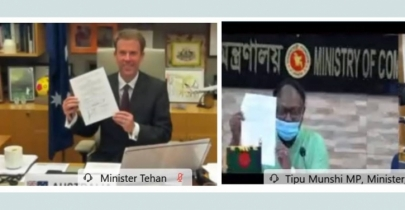 Bangladesh, Australia conclude trade and investment framework