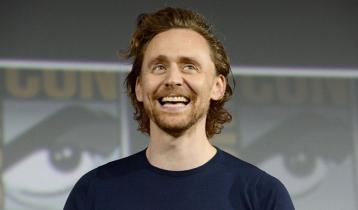 Hiddleston praises Shah Rukh Khan's 'Devdas'