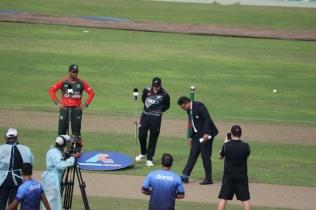 Final match of T20I: Bangladesh sent to bowl first