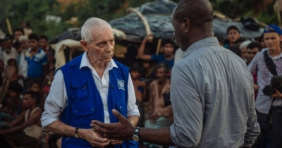IOM former director-general William Lacy Swing dies