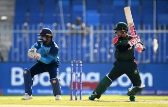 Liton's catch miss, Mahmudullah's captaincy help SL beat Bangladesh