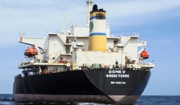 Fugitive ship finds home at Chattogram scrapping yard