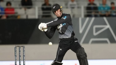 New Zealand openers put 58 before the fall of first wicket