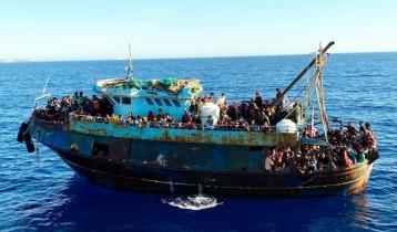 Bangladeshis among 1,200 migrants reach Italy on boats