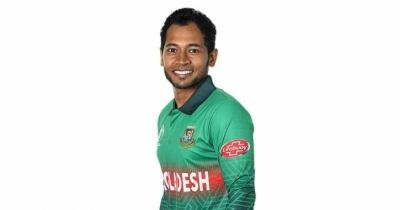 Mushfiq named ICC player of the month