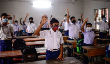 Trial vaccination for school children begins in Manikganj Thursday