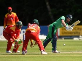 Ireland draw Zimbabwe series with rain-disrupted win