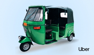 Uber adds CNG-run autorickshaw to its service in Dhaka