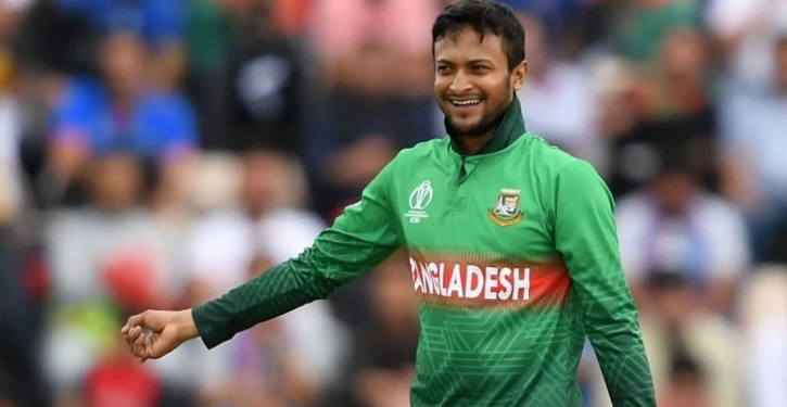 Shakib expected to join Tigers squad ahead of T20 WC