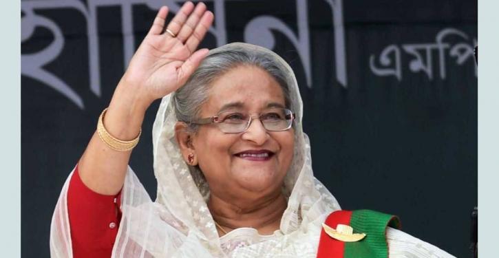 PM Hasina's 75th birthday today