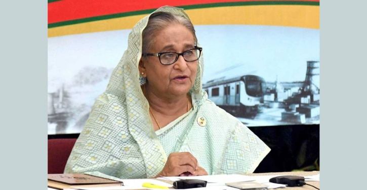 No let-up in efforts to change people's fate amid pandemic: PM Hasina