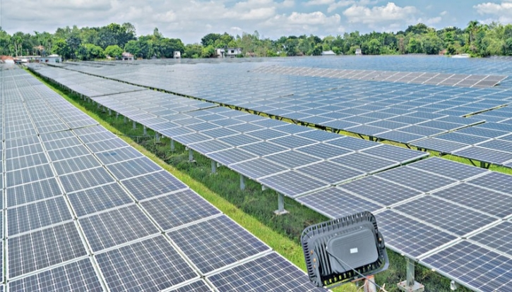 Another 50MW solar power plant to be built in Khulna