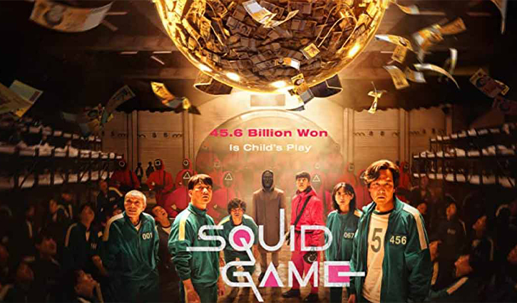 'Squid Game' strikes nerve in debt-ridden South Korea