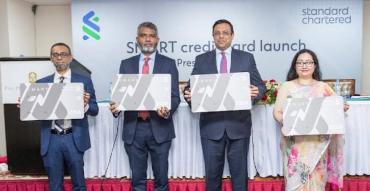 StanChart Bangladesh rolls out SMART Card