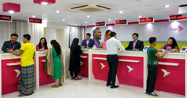 bKash strengthens customer service with 279 points