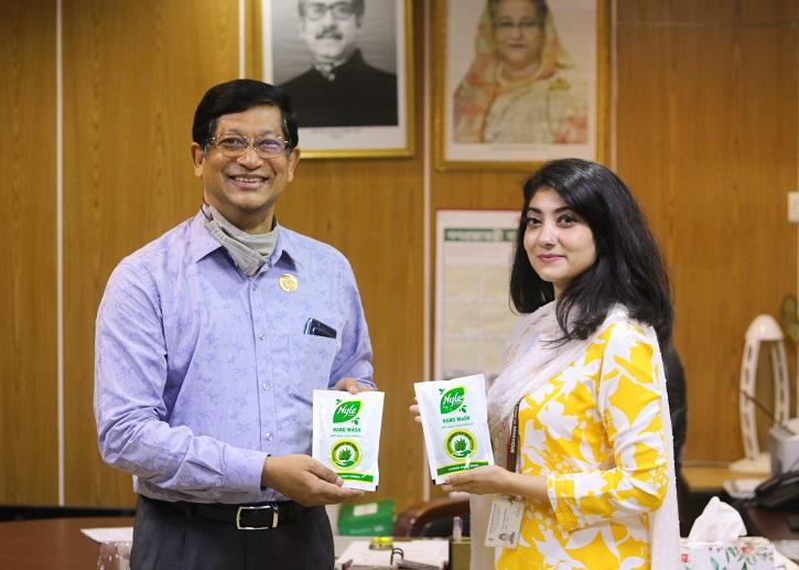 FMCG Major CavinKare extends Covid support to 3 Dhaka hospitals