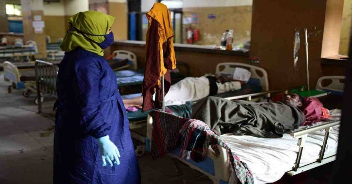 Average cost of Covid-19 patient over Tk 5 lakh: TIB