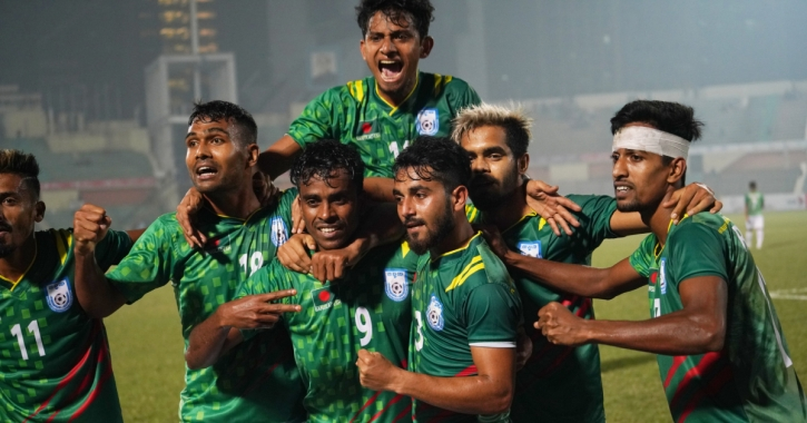 SAFF Football: Bangladesh to face Nepal in 'do or die' match Wednesday