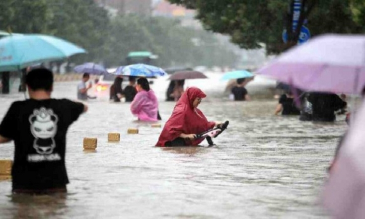 Water-related hazards top list of 10 most destructive disasters: WMO