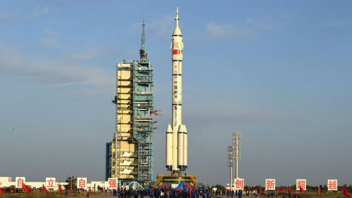 China set to launch first crewed space mission in five years