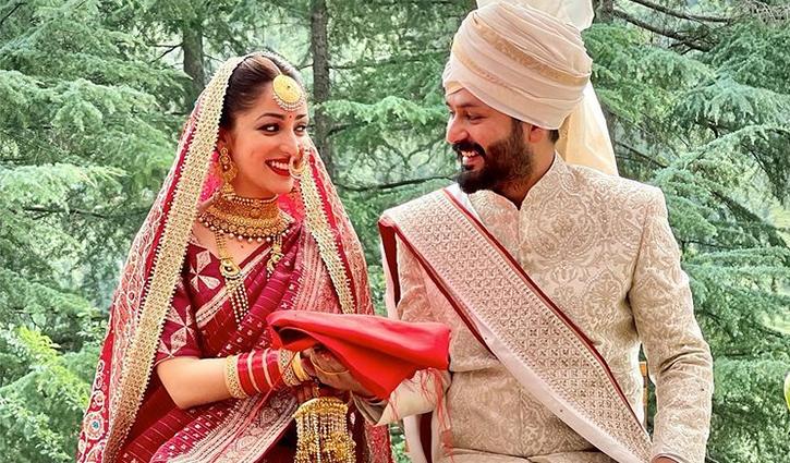 Yami Gautam gets married